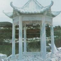 漢白玉石雕 石雕石涼亭 石涼亭制作