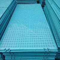 建筑爬架網 外架鋼板網 金屬板網 恒燁篩網定制