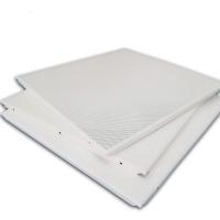 集成吊顶冲孔吸音铝方板,印花铝扣板来图定制