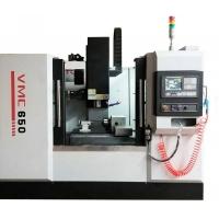 山东金雕数控供应VMC650立式加工中心 三轴线轨