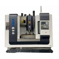 vmc650加工中心三軸線軌數控機床山東金雕數控
