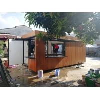 供应花园集装箱式房屋,定制集装箱木制屋子