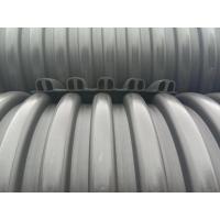 双壁缠绕管,克拉管,增强缠绕结构壁管,内肋管,pp双高筋