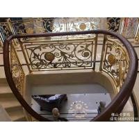 复式别墅铝艺楼梯价格的计算