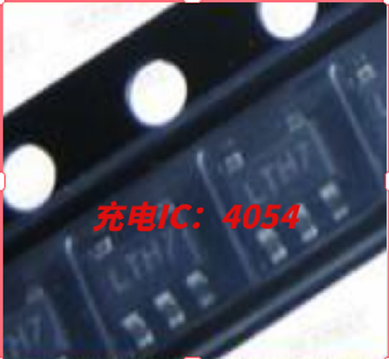 WX4054鋰電池充電IC,SOT23-6封裝