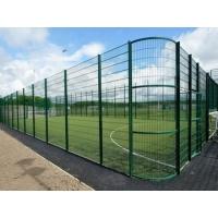 泰安 球場圍網 籃球場防護欄 足球場圍欄網 制作精良