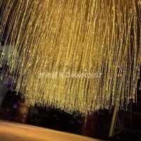 星空灯婚庆光纤灯餐厅酒吧0.75MM灯影院氛围别墅星空灯