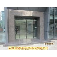 金堂人民銀行自動門,指紋自動門,金堂電動門,自動門感應門
