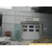 广汉车库门,广汉透视车库门,广汉4S店车库门