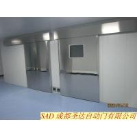 廣漢醫用門,廣漢手術室門,廣漢醫院CT室防輻射自動門