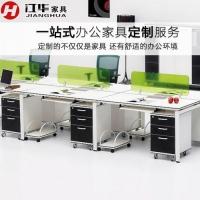 武汉木质环保型办公电脑桌 规格可定制