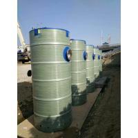 玻璃鋼泵站筒體
