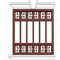南京铝艺护窗-【开龙门】铝艺