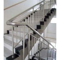 南京楼梯扶手-【开龙门】铝艺
