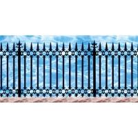 南京铸铁透景围栏-【开龙门】铝艺