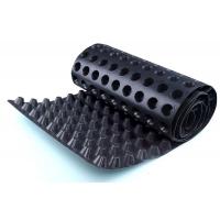 塑料凹凸排水板/地下室顶板排水板