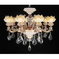 金枝玉叶水晶灯,现代简约风格、欧式风格吸顶灯