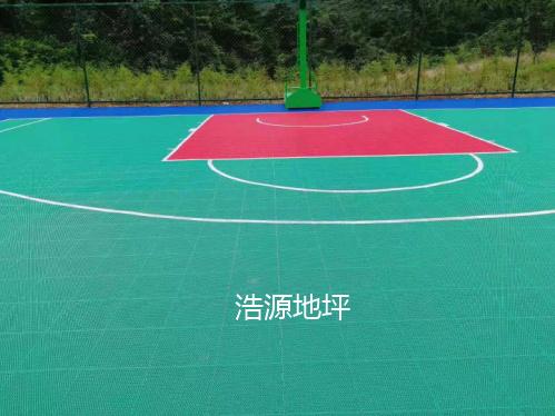 硬地丙烯酸球场地坪