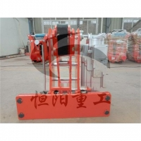 樂山YFX液壓防風鐵楔制動器價格-恒陽重工