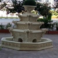 东莞玻璃钢仿砂岩花盆,砂岩浮雕装饰工艺品的应用介绍