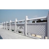 东莞石雕护栏定制,花岗岩石雕栏杆批发价