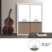 南京移门厂-百代豪门-衣柜门系列