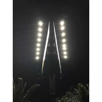 四川地区可用太阳能广告牌照明供电系统