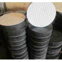 氯丁橡胶支座各种规格、圆形、矩形现货