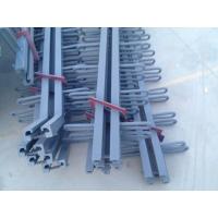 80型异型钢单缝式伸缩缝