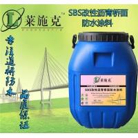 SBS改性瀝青橋面防水涂料介紹-防水層施工講解