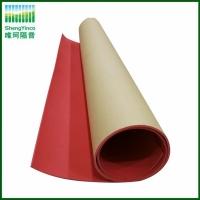 家庭影院隔音 环保优质自粘带背胶红色阻尼隔音毡2mm