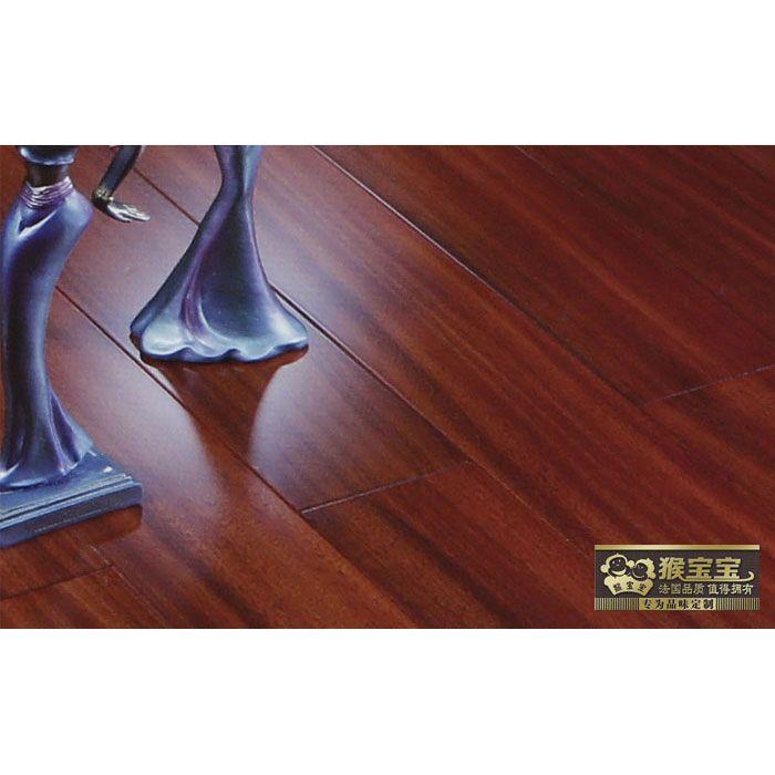 南京地暖地板--原木全实木锁扣平面系列30-法国猴宝宝地板
