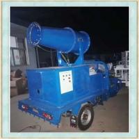 环保远程风送式柴油发电机组雾炮机