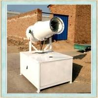 安徽池州锦辉环保工地高空降温除尘雾炮机