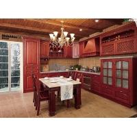 中式不锈钢烤漆橱柜