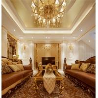 客厅系列 - 欧式宫廷风格