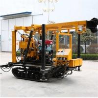 XYD--130履带式液压矿山机械岩心勘探取样钻机