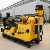 XY-3液压岩心钻机 530米地质勘探钻机