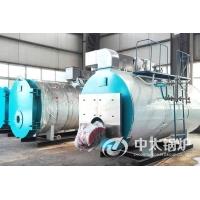 10吨天然气超低氮锅炉