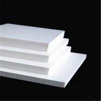 雪弗板PVC泡沫板聚氯乙烯板防腐耐酸碱PVC发泡板阻燃板