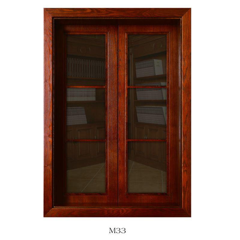 泰来木门 可选窗户 M33