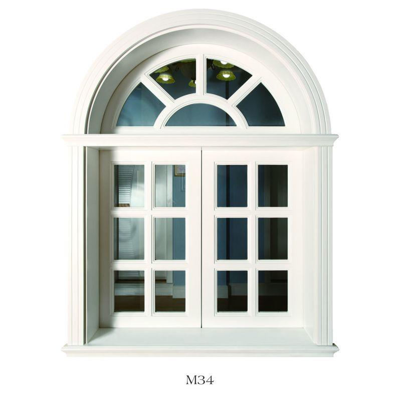 泰来木门 可选窗户 M34