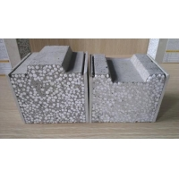 新型轻质隔墙板 防火材料 保暖隔音
