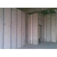 新型墙体材料 轻质隔墙板,保温,防火,隔声性能好
