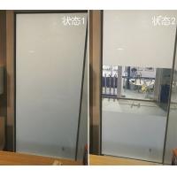 隐形电子百叶-动态变化百叶调光玻璃-多种效果可设计
