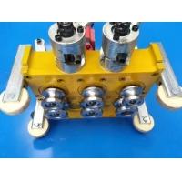 820彩钢瓦电动锁边机