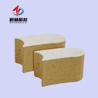 高鋁萬能弧磚 鋼包用耐火磚 高鋁磚的價格