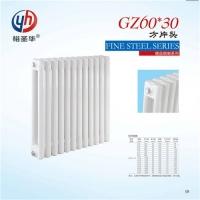 UR4002-600钢制二柱散热器工艺