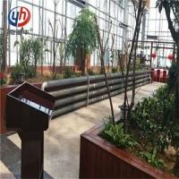 dn25-1寸溫室大棚鍍鋅翅片管型號