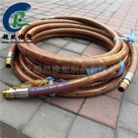 现货直发高压胶管总成 油田钻井液压油管 大口径胶管